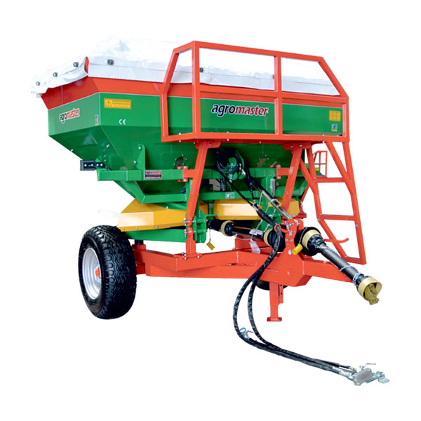 Trailed Fertilizer Spreaders
