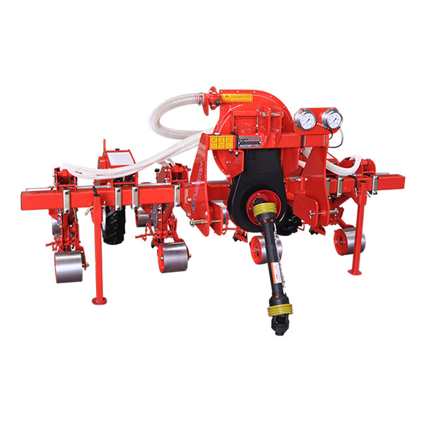 PNEUMATIC PRECISION VEGETABLE PLANTER