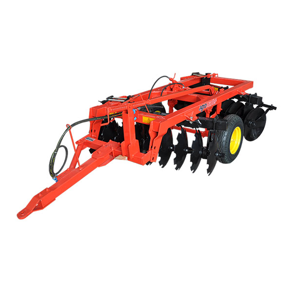 TRAILED WIDE TYPE DISC HARROWS, LIGHT TYPE