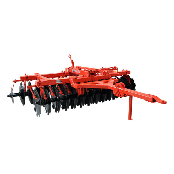 HEAVY TYPE DISC HARROW, MOUNTED