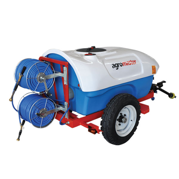 GARDEN SPRAYER TRAILED