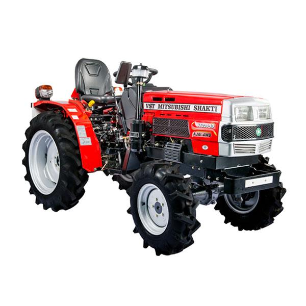 VST Mitsubishi Shakti VT 224 1D AJAI 4WB - Tractor
